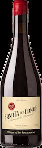 Botella de vino premiado Ermita del Conde Paraje de San Roque 2016